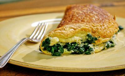 szpinak-omlet