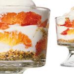 Krem jogurtowo-grejpfrutowy