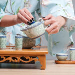 Sposób japoński parzenia herbaty