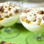 Jogurt z miodem i bakaliami